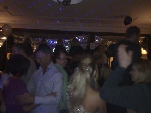New Year's Eve 2011 White Horse Worsley