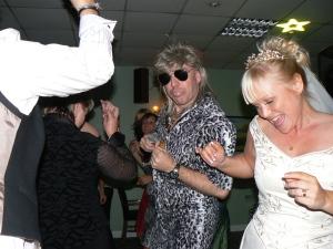 Susanne's wedding