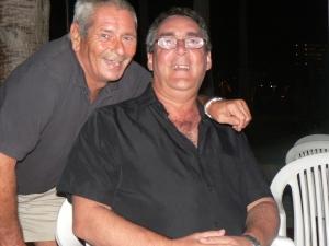 Bernie in Tenerife 2006