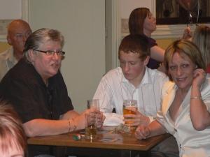 Jonny, Ian & Denise 2006