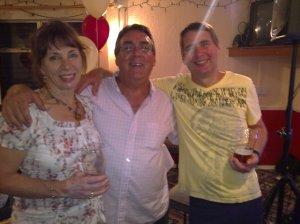 Mary & Ian, Swinton Running Club (joggers club) 2009