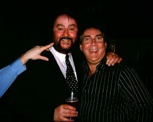 Fred Fielder (MBE, OBE) & me